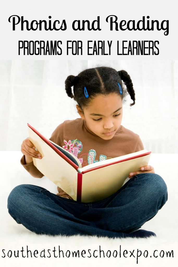 Have a child ready to learn to read? Don't miss this post where we discuss some of the top phonics and reading programs for early learners.